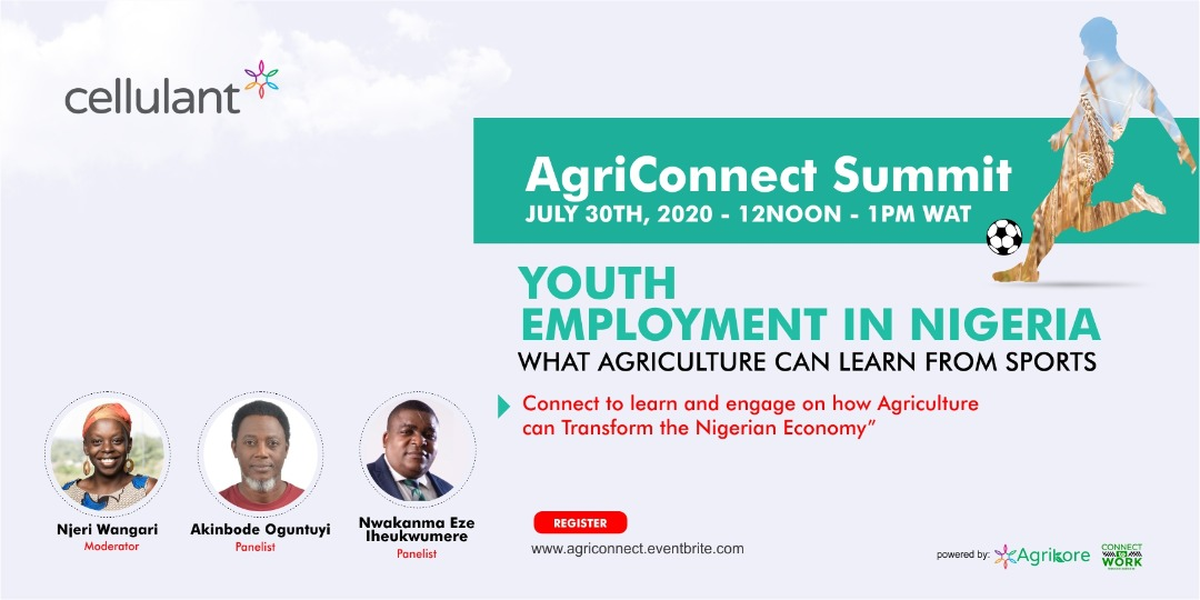 5 insights Agriculture must learn from Sports to gain and encourage youth participation and patronage