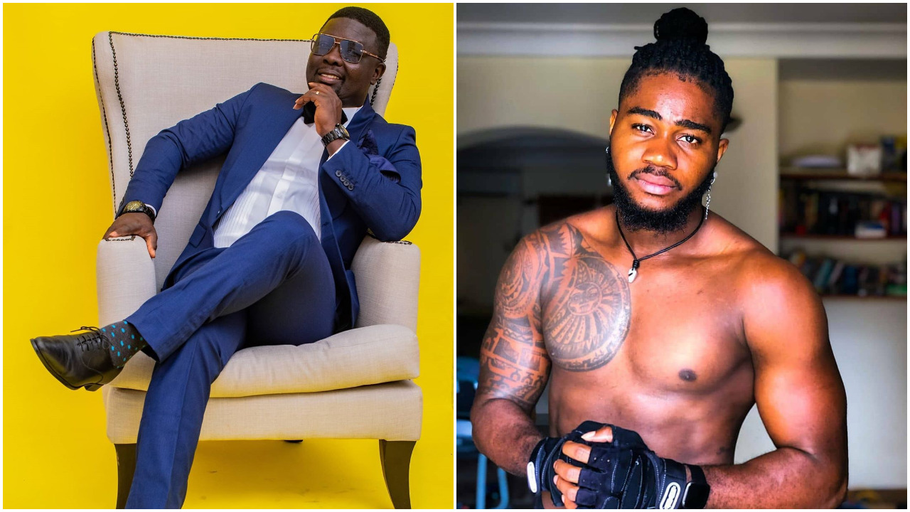 Seyi Law Drums Support For Praise In Big Brother Naija (Photo)