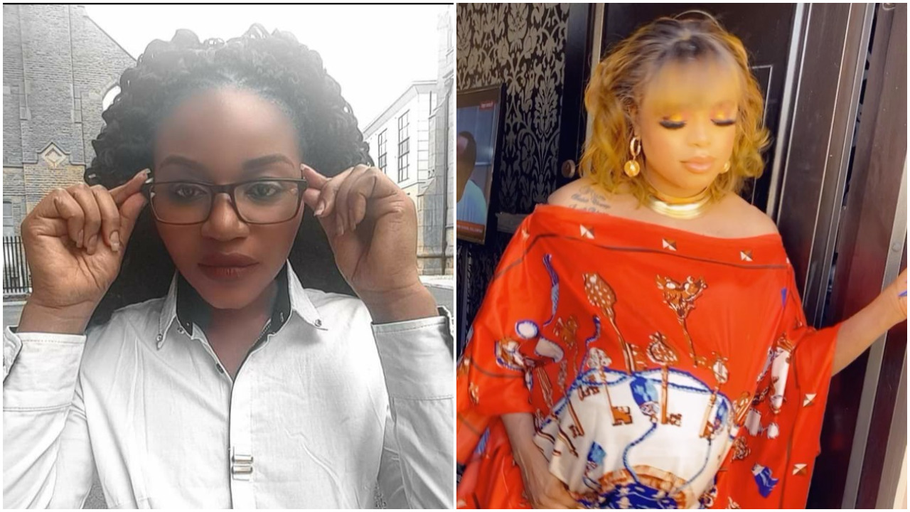 How Many Women Have You Helped Bobrisky Attacks Activist Marvis Over Comment (Photos)