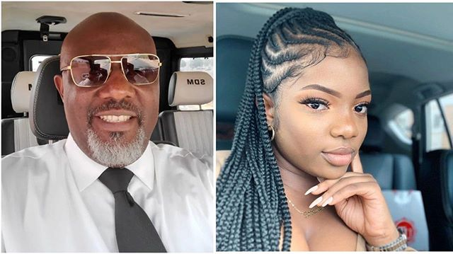#BBNaija: Dino Melaye is my celebrity crush – Endowed Dorathy reveals
