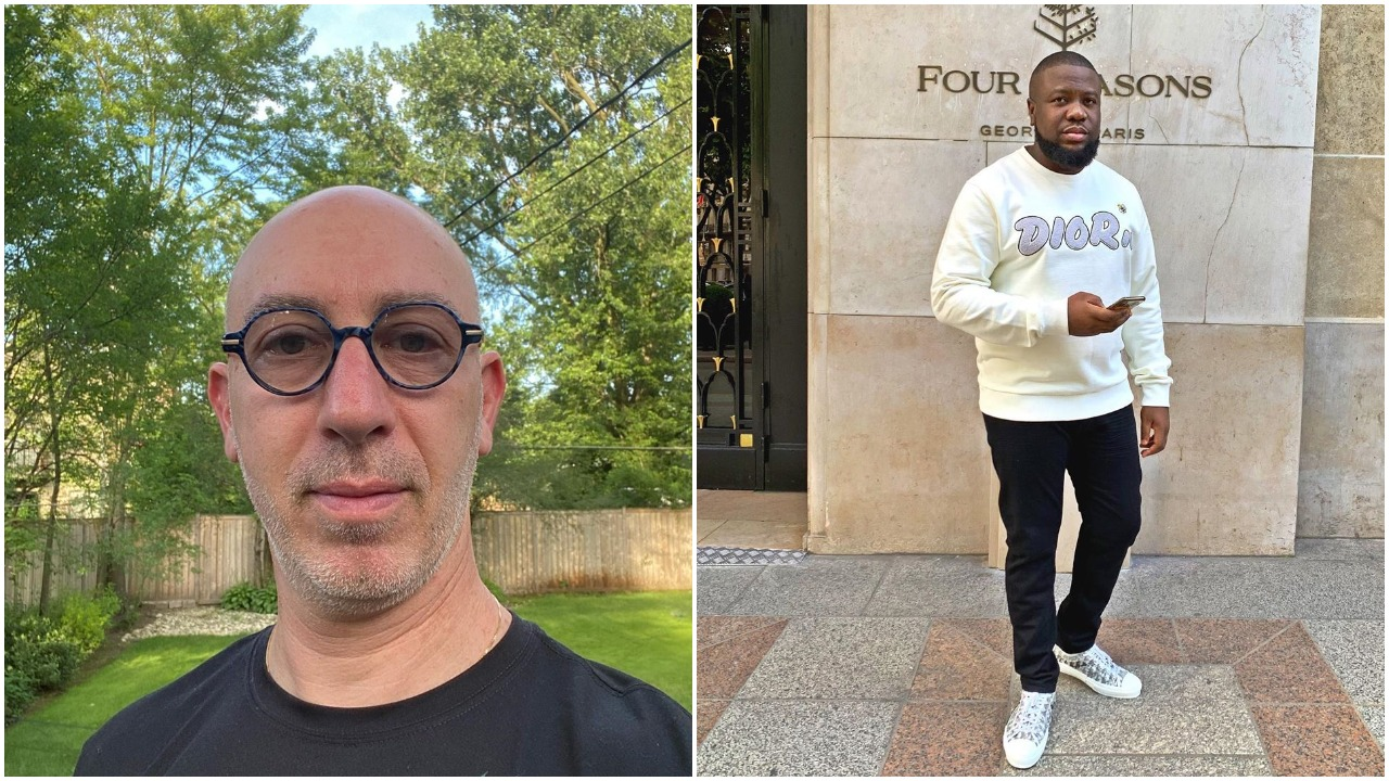 Hushpuppi's lawyer, Gal Pissetzky speaks on how his client is making money legitimately (photo)
