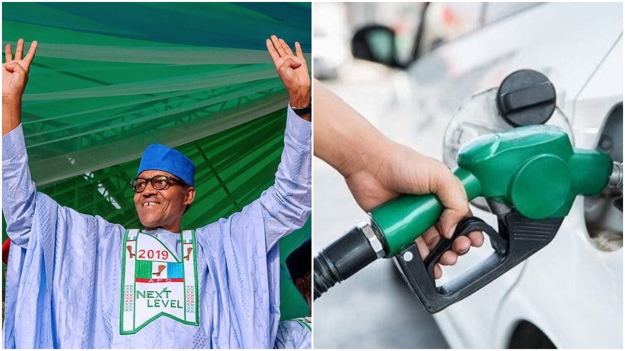 Federal government increases petrol pump price to N143.80 (photo)