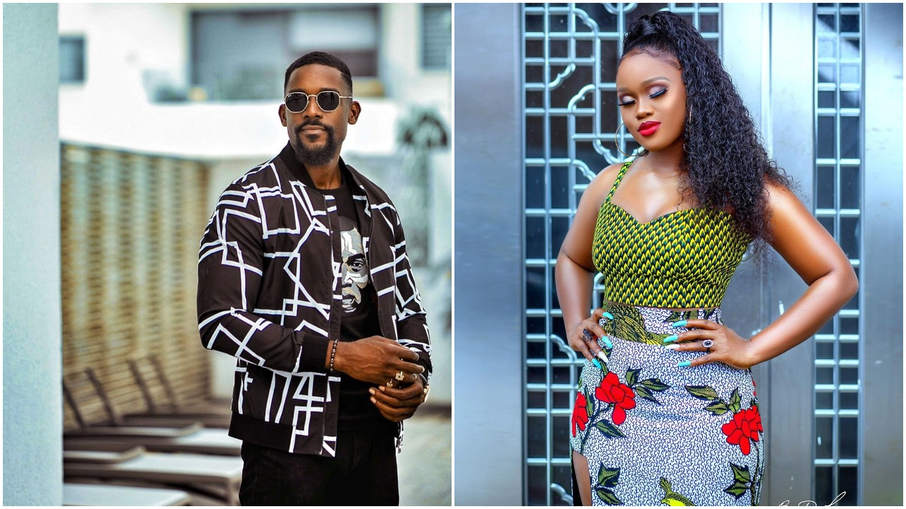 Former BBNaija housemate Cee-C opens up on dating rumors with actor Mawuli Gavor (photo)