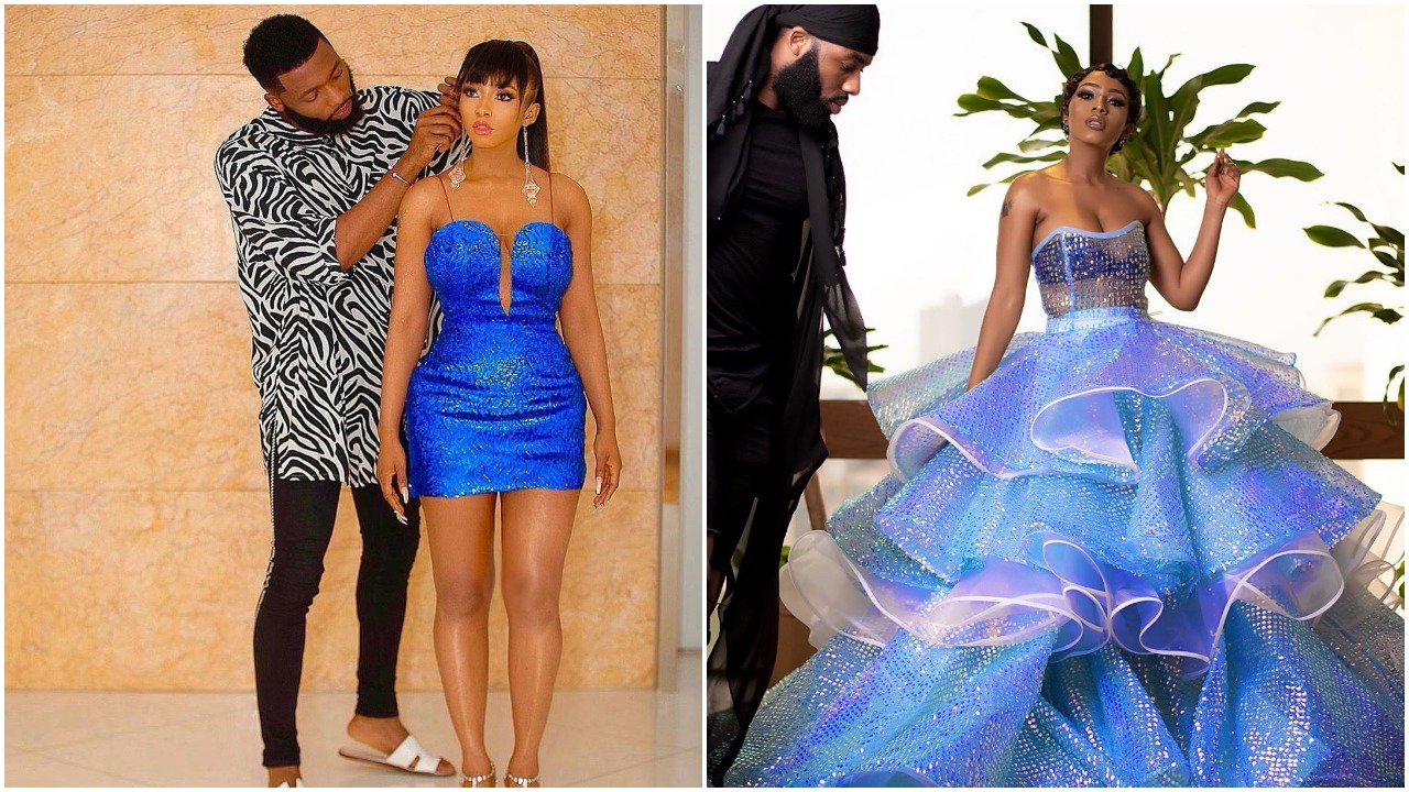 Mercy Eke celebrates her stylist Shanky as he turned another year today (photos)