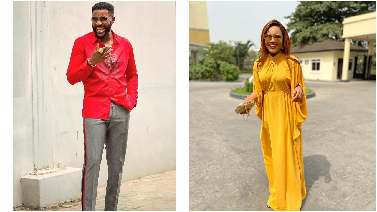 """There's absolutely nothing wrong with having an open marriage"" — TV presenter Ebuka's wife, Cynthia (photo)"