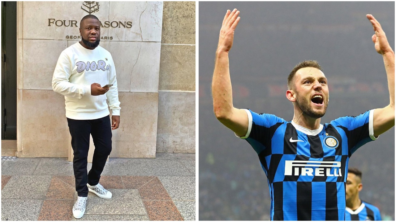 Lazio Football club says one of the clubs transfer fee was scammed by Hushpuppi of €2 million (photos)