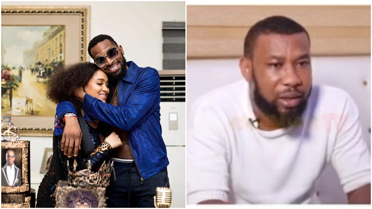 Dbanj's former manager finally clears the air about Seyitan's rape allegations (Video)