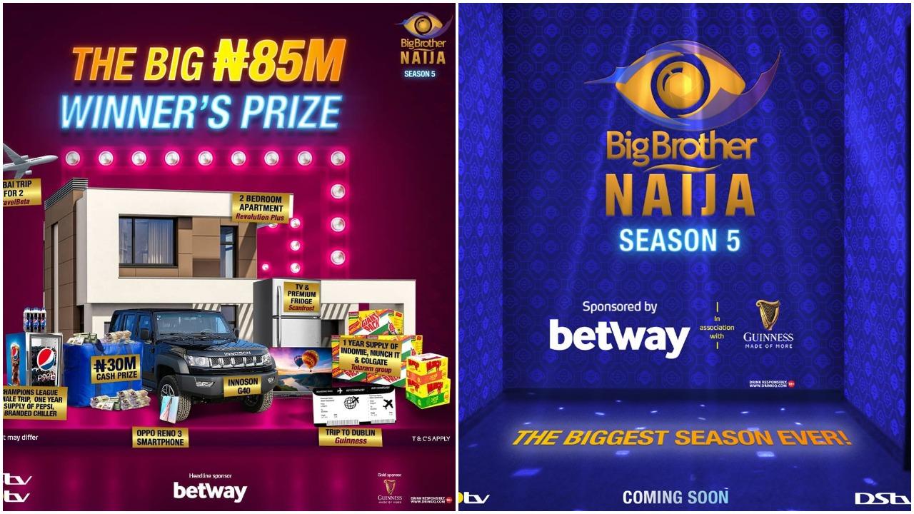 Big Brother Naija season 5 winner goes home with a whooping sum of 85 million Naira (photo)