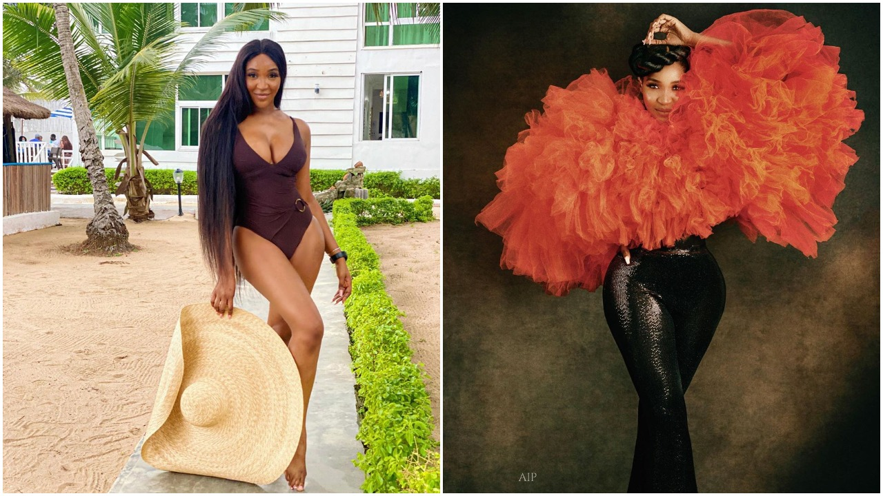 Idia Aisien celebrates birthday in a different way as she clocks a new age (photo)