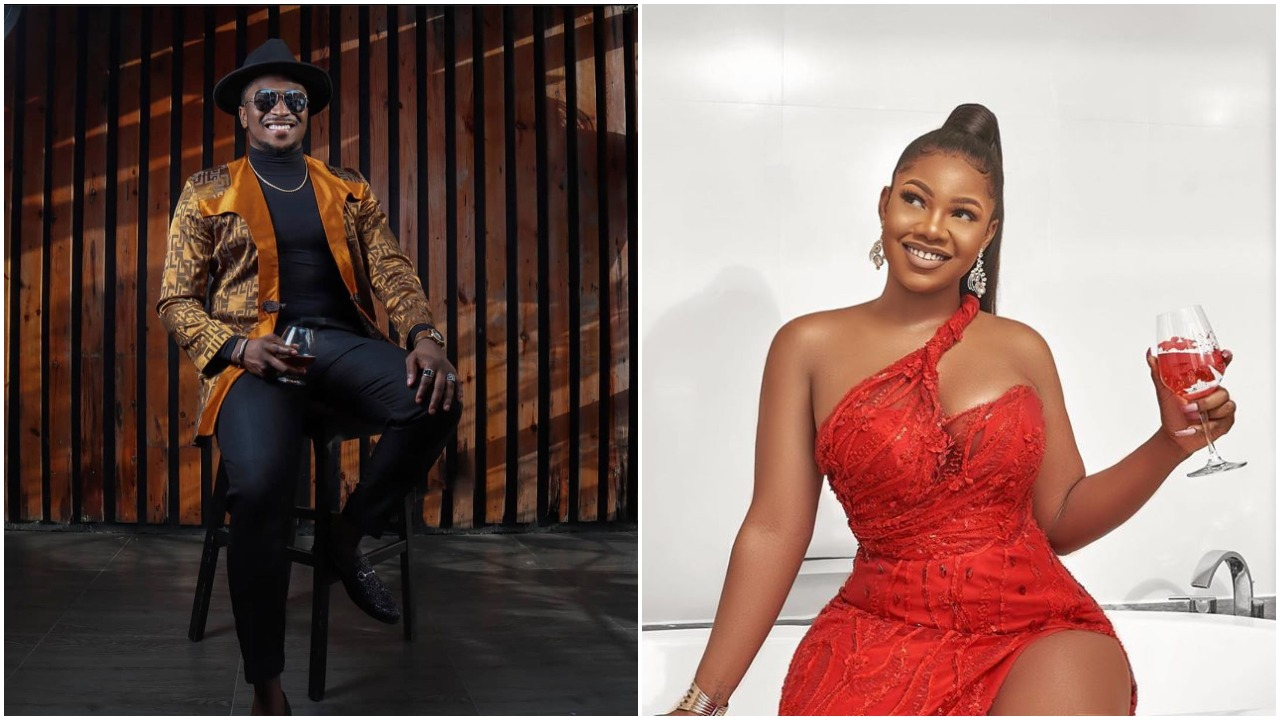 'Friend zoned' - Tacha explains reason she cut off her best friend Sir Dee without notice (photo)
