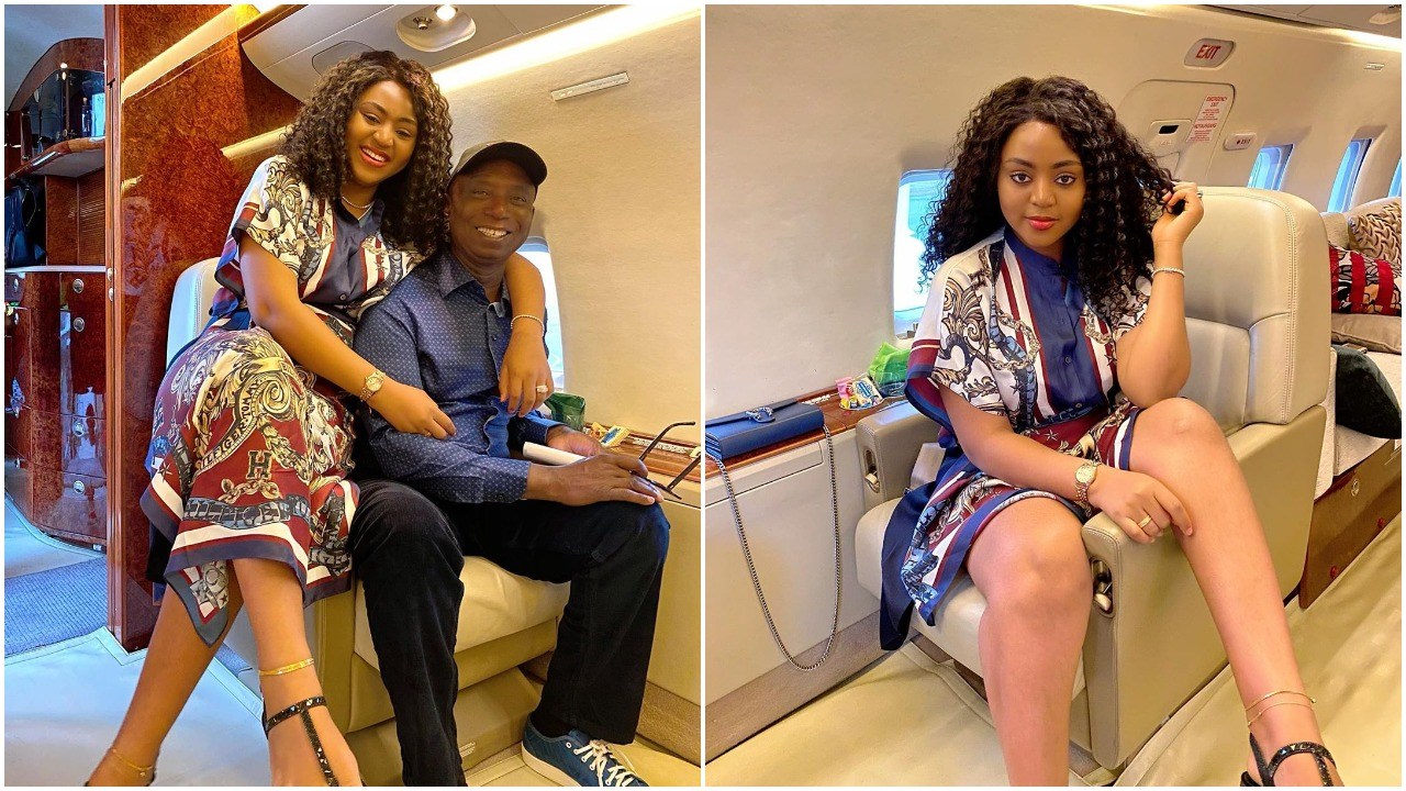 """""""I married Regina Daniels because she was a Virginia"""" - Ned Nwoko reveals his love for her (photo)"""