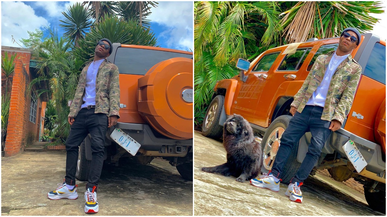 """""""They want to kill me"""" - Comedian Simeon Skye narrates his story about ghastly accidenthe had (photo)"""
