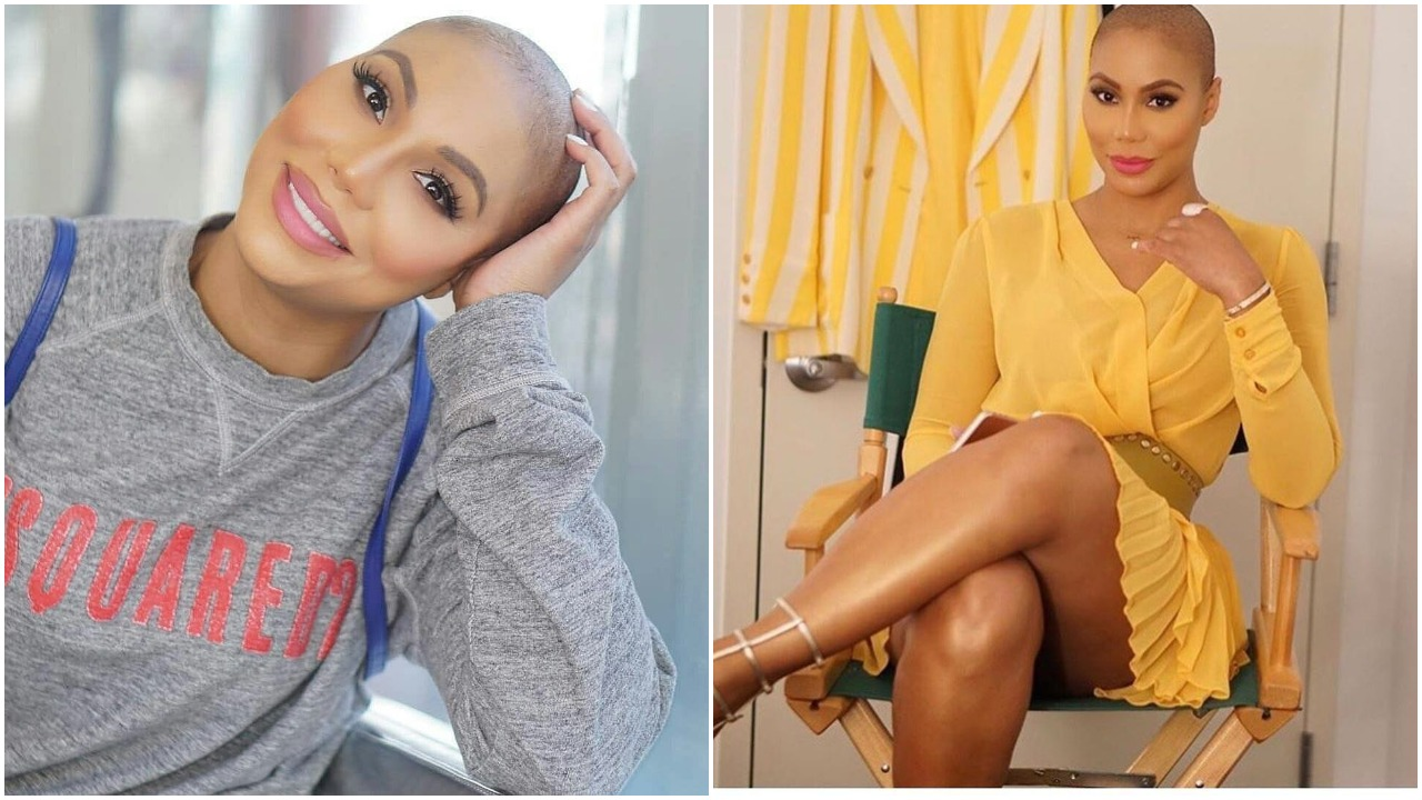 BREAKING: Reality star Tamar Braxton Rushed to US Hospital After Possible Suicide Attempt On Her Life (photo)