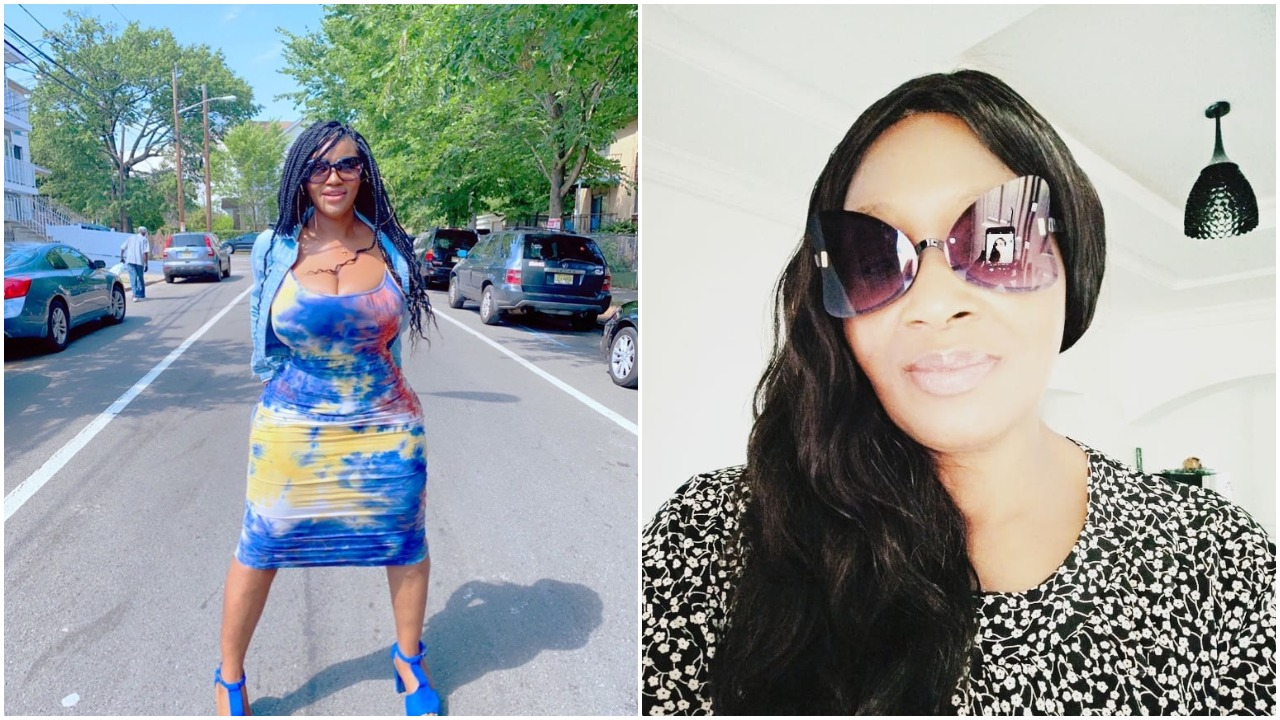 """""""Always treat women with respect"""" - Actress Mimi Ubini says as Kemi Olunloyo was attacked by SARS (Video)"""