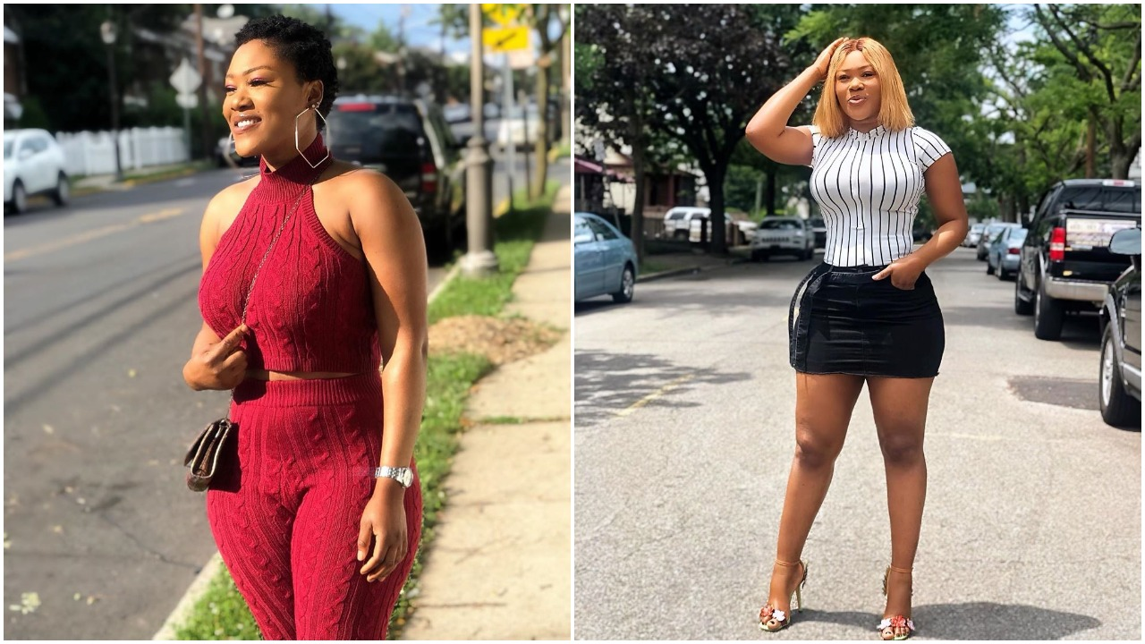 Are you happy to be trending for being foolish - Actress Mercy MacJoe fires back on those who troll celebrities (photo)
