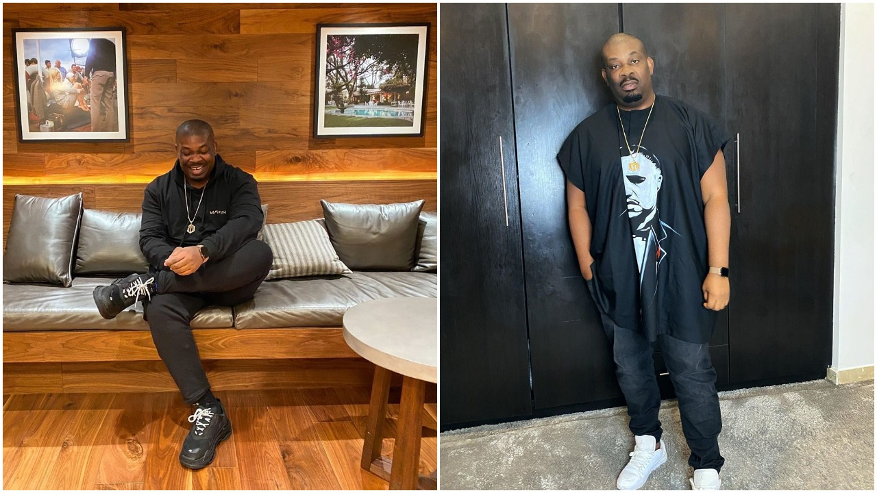 """I'm in love with different women"" - Mavin boss Don Jazzy declares (photo)"