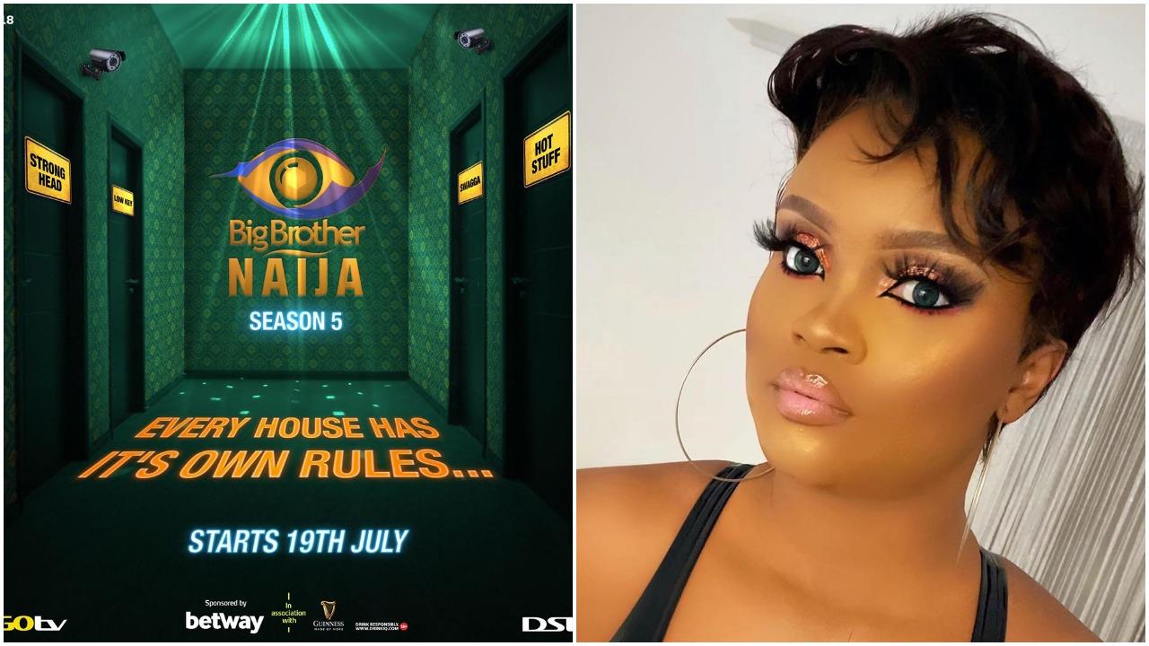 Ex Blossom Chukwujekwu's wife allegedly auditioned for BBNaija Season 5 (photo)