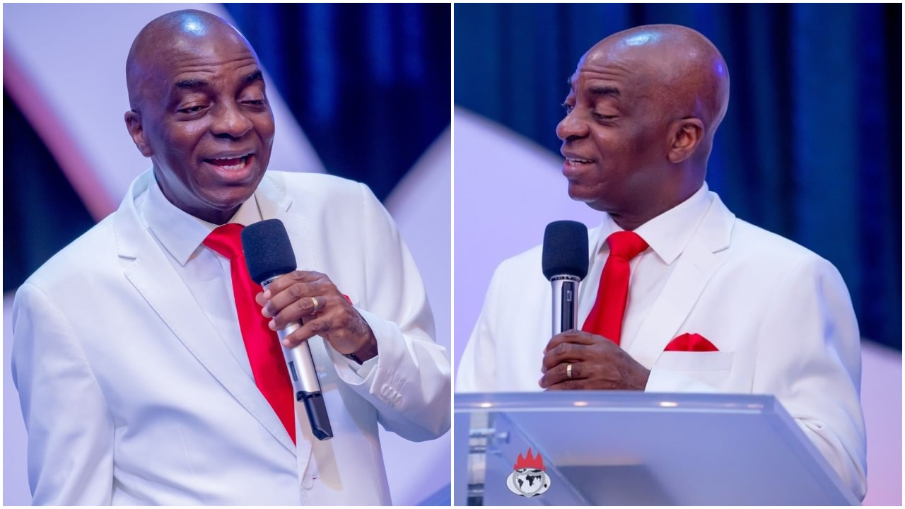 Prosperity is impossible without tithing – Pastor David Oyedepo spits again (photo)