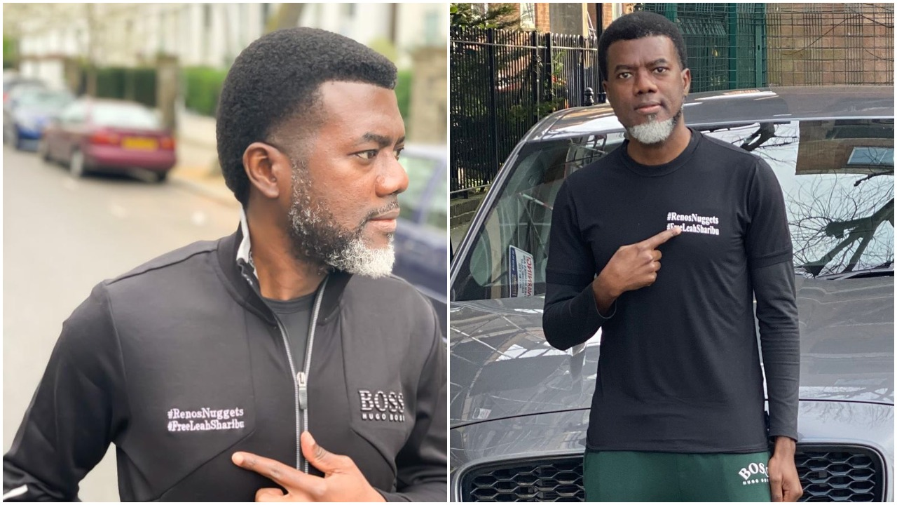 Scripture allows you use your tithe to buy alcohol, Drinking is not a sin - Jonathan's former aide, Reno Omokri says (photo)