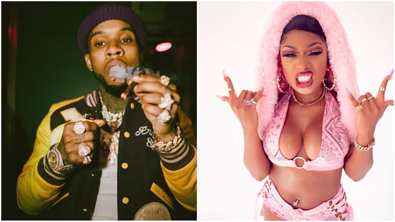 Tory Lanez Arrested After House Party Fight that Leaves rapper Megan Thee Stallion Hospitalized (photo)