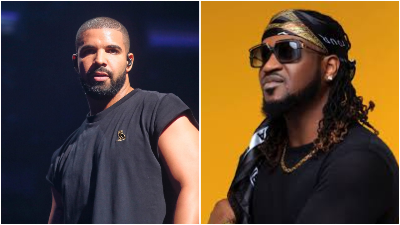 Psquare Rudeboy Shares Old But Exciting Photo Of Himself And Drake