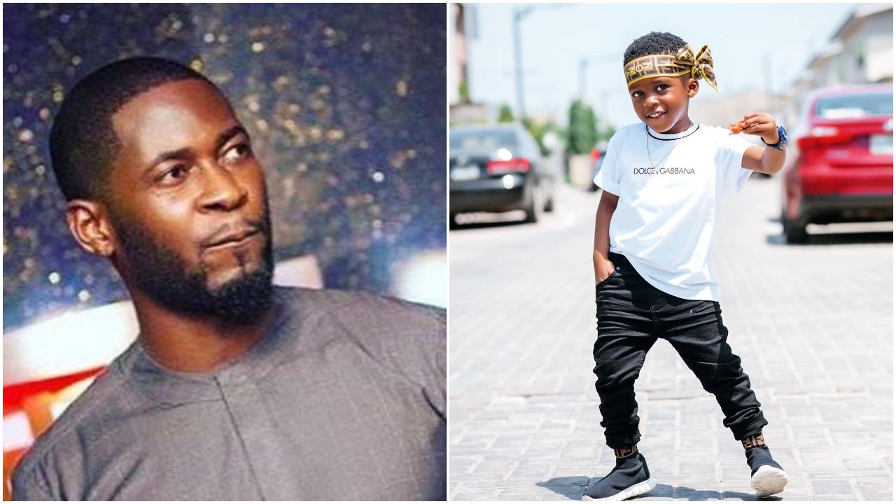 Tiwa Savage Ex Husband, TeeBillz Anticipates Son's Birthday As He Shares A Flashback Video