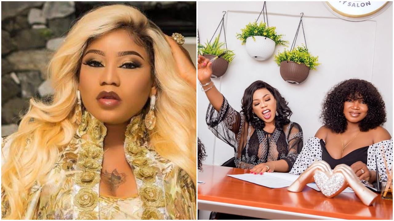 Fashion Mogul Toyin Lawani Becomes Rhiks Hair Brand Ambassador (Photos)