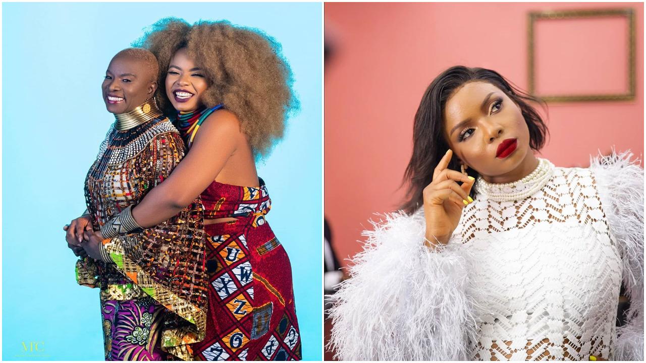 Yemi Alade Celebrates Grammy Award Winner, Angelique Kidjo On Her Birthday (Photo)
