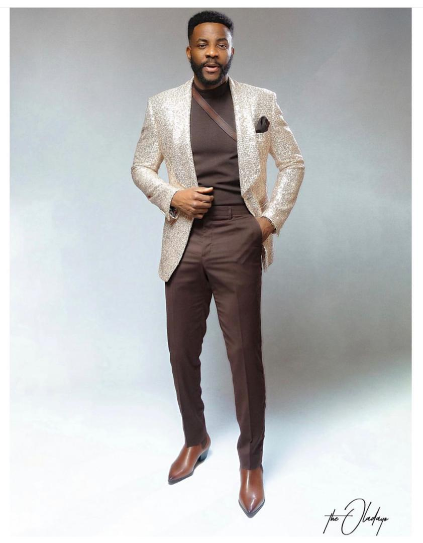 Ebuka as usual came through dripping tonight