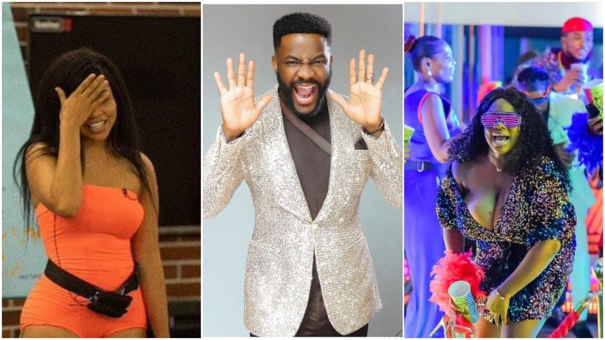Ebuka cautions Housemates on Gossiping on each other