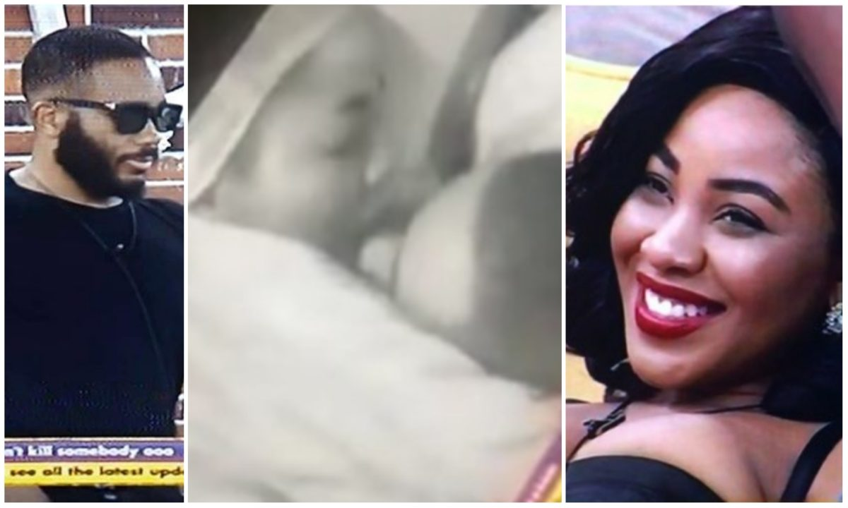 #BBNaija: Erica and Kiddwaya finally had sex as Laycon heart shatters (18+ video)