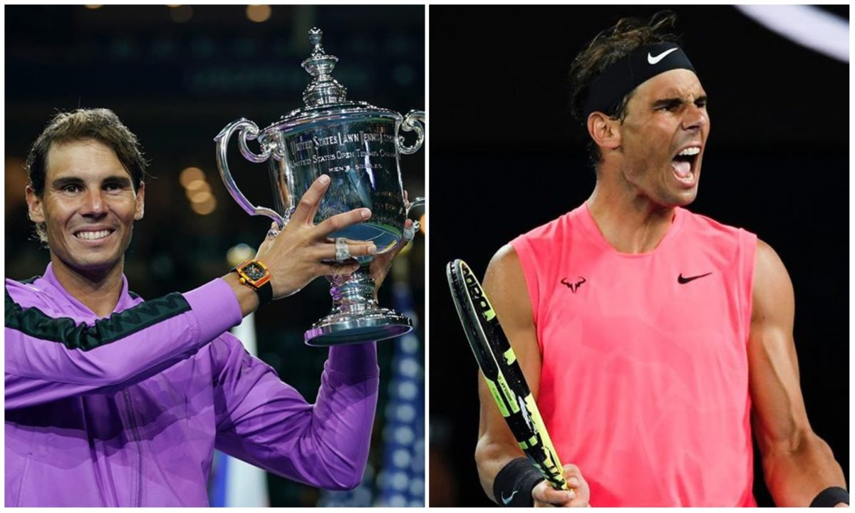 Rafael Nadal pulls out of 2020 US Open over Coronavirus fears