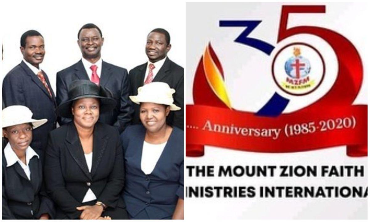 Mike Bamiloye celebrates 35th years anniversary of Mount Zion Drama Ministry (Photos)