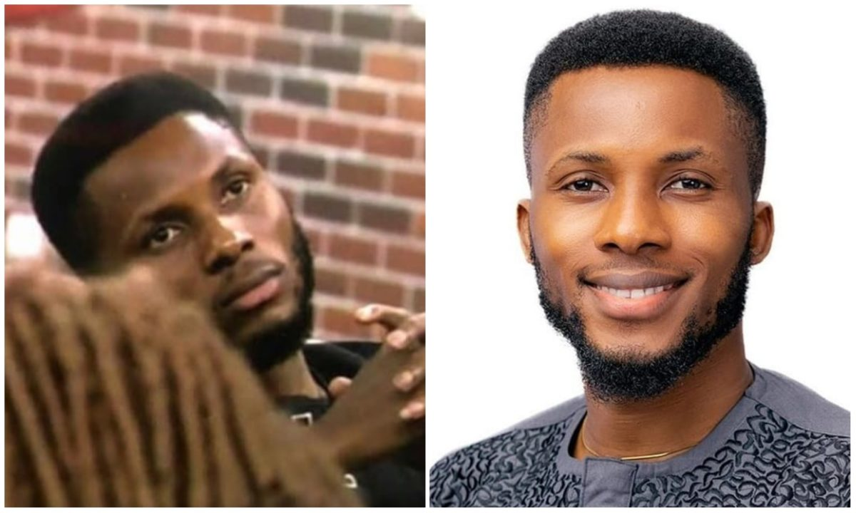 #BBNaija: Brighto becomes second housemate to be fined by Big Brother
