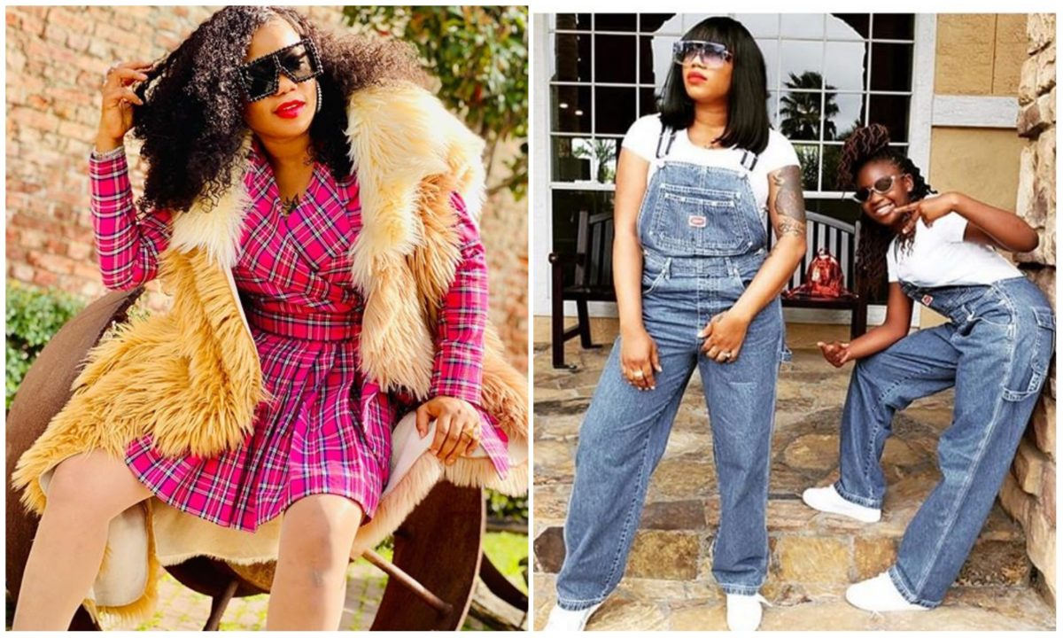 Toyin Lawani reveals plan to remove her womb due to persistent fibroid problem