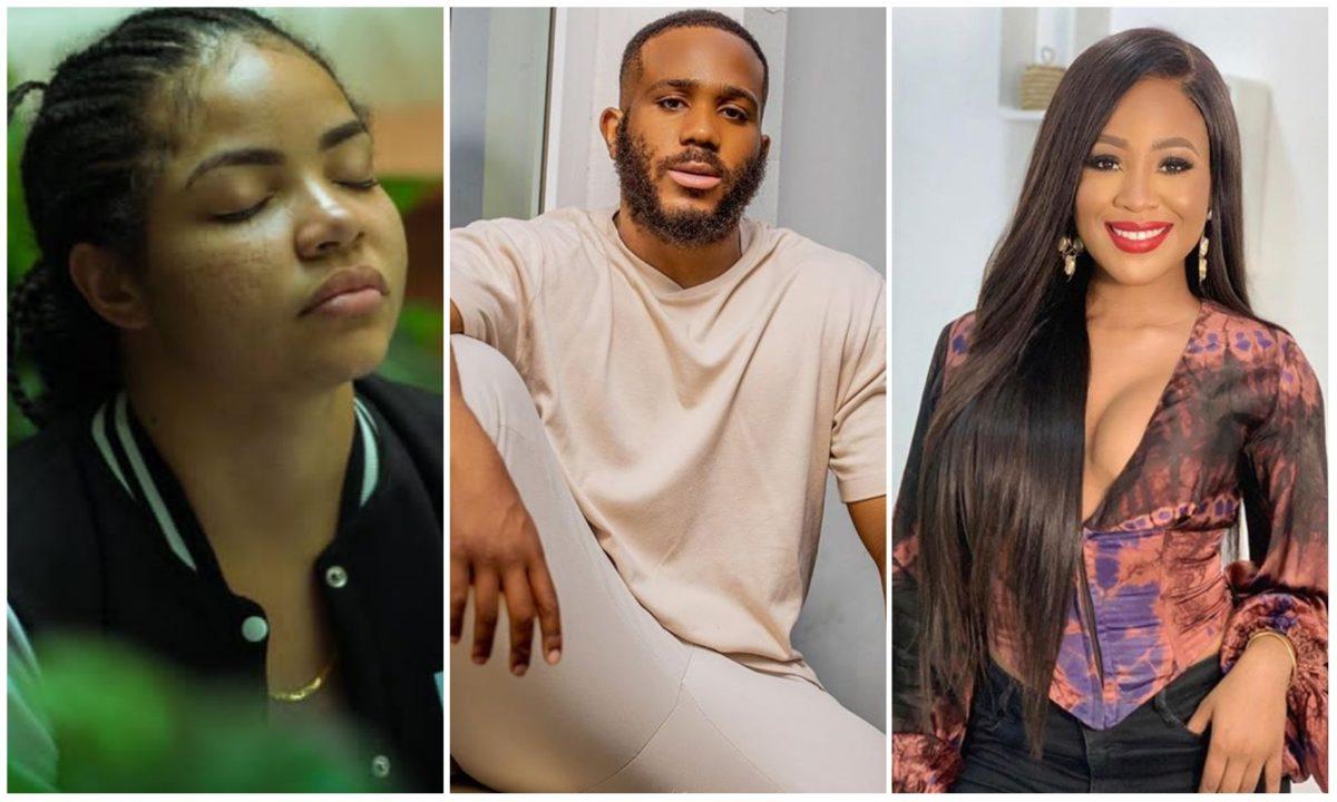 #BBNaija: I caused your breakup with Erica – Nengi opens up to Kiddwaya (Video)