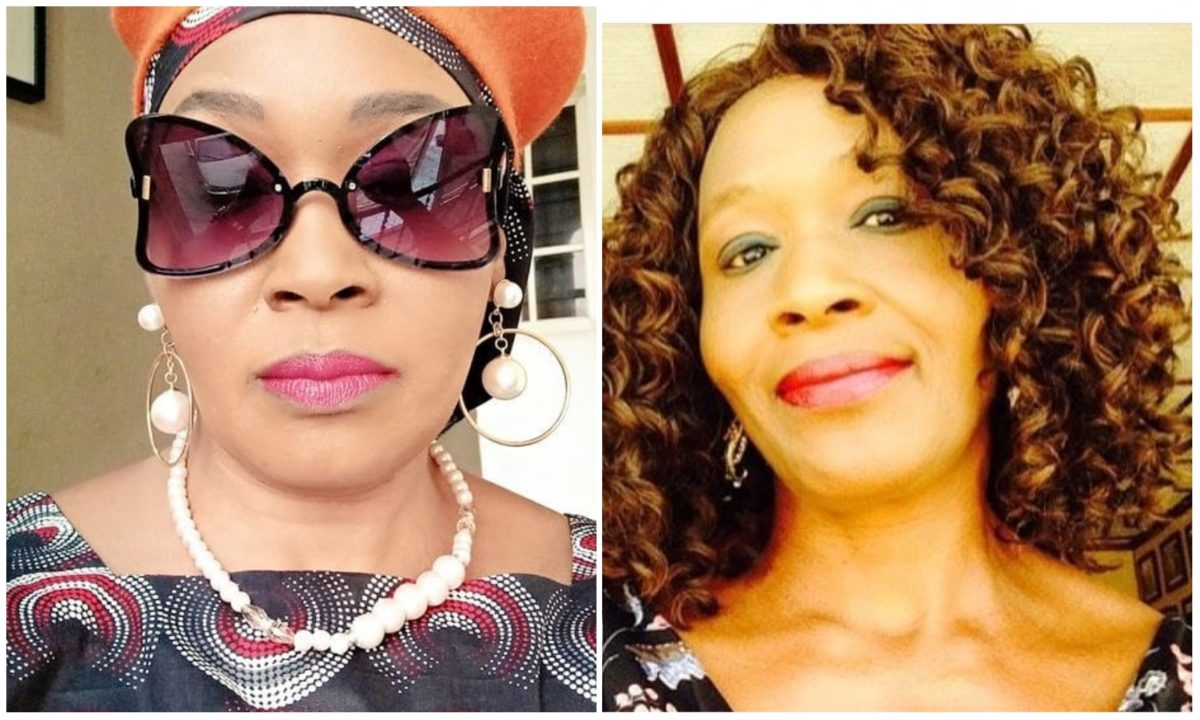 Nigerians heap praise on Kemi Olunloyo as she celebrates her 56th birthday (Photos)