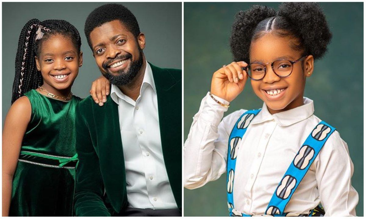 Basket Mouth celebrates daughter, Janelle's birthday in epic fashion (Photos)