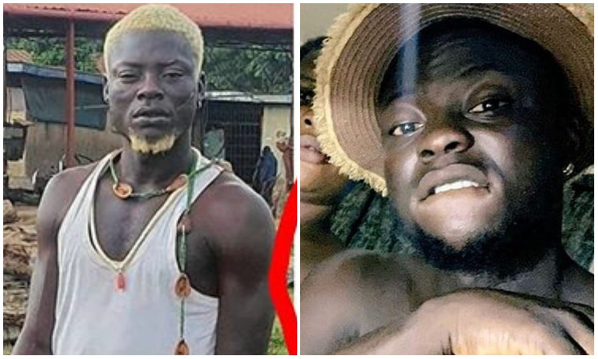 Nigerian porn star, Tblak reveals why he's always dirty and looking haggard