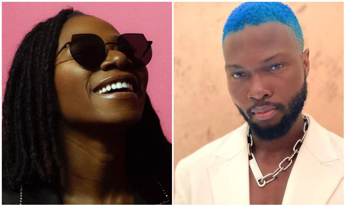 Asa spotted in the studio with Wurld cooking up something lit (Photo/Video)