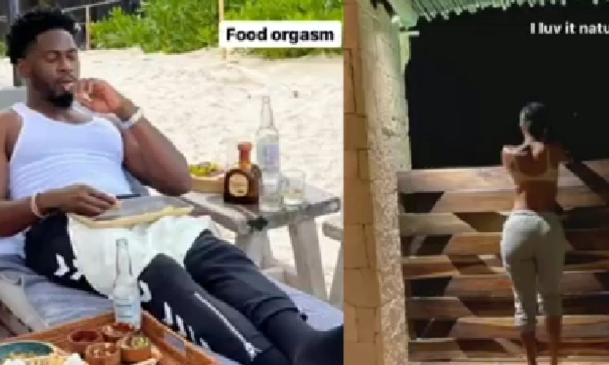Tee Billz finds love, shares highlight of the date he went with his new GF (Video)