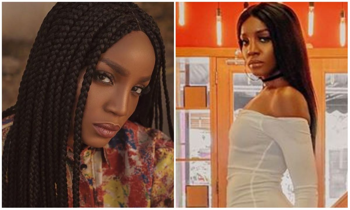Singer Seyi Shay goes raw, gets eye popping with new raunchy photos
