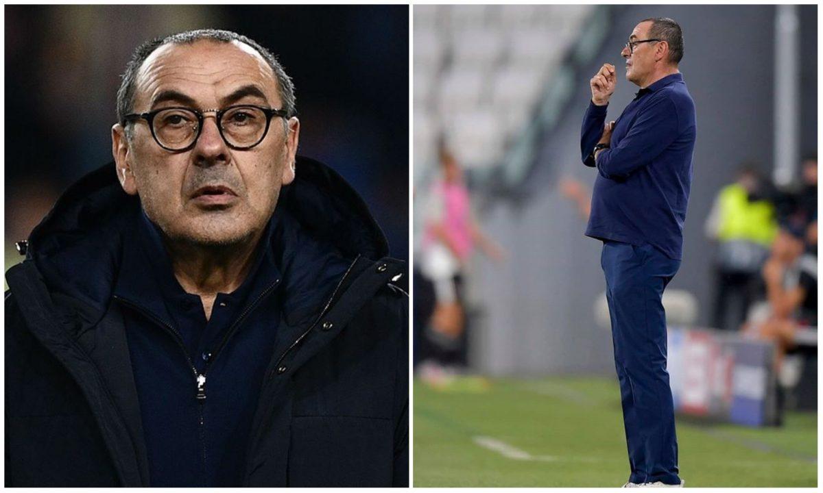 BREAKING: Juventus sack Maurizio Sarri after Champions League Exit