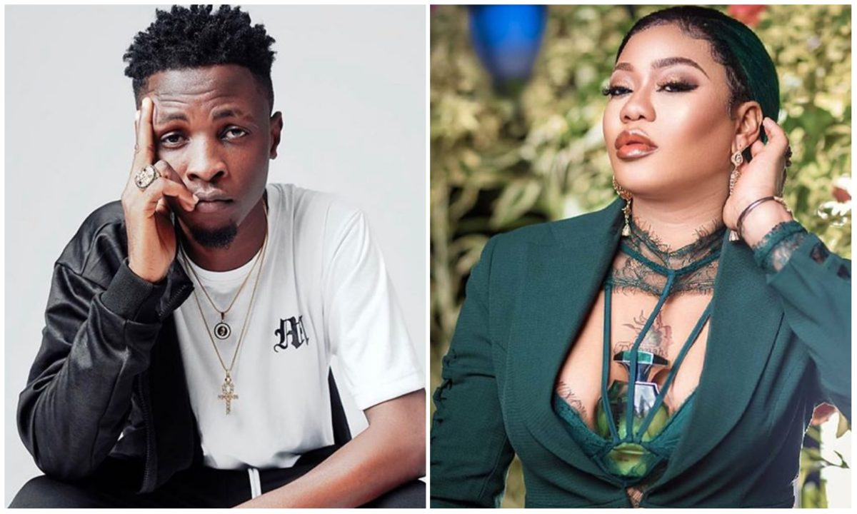 #BBNaija: Laycon is not distracted but focused and determined – Toyin Lawani