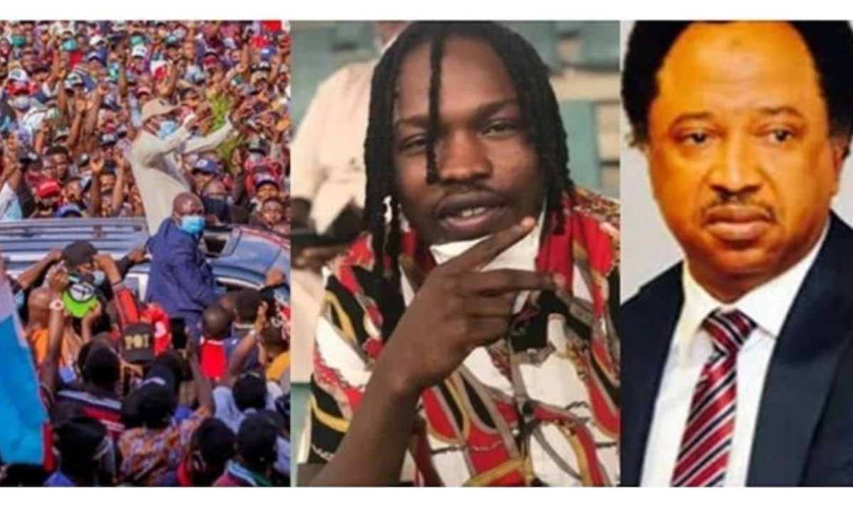Where is Justice if Naira Marley can be tried and campaign are held in Edo - Shehu Sani