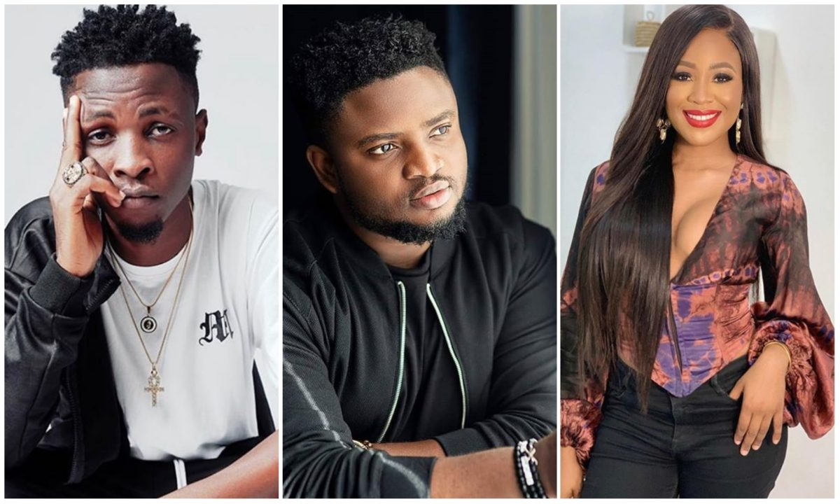 #BBNaija: Comedian Acapella unveils the kind of man Erica want in Laycon (Photo)