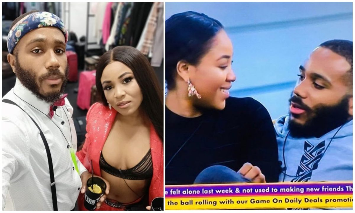 #BBNaija: it was so difficult not to have sex with Kiddwaya last night – Erica (Video)