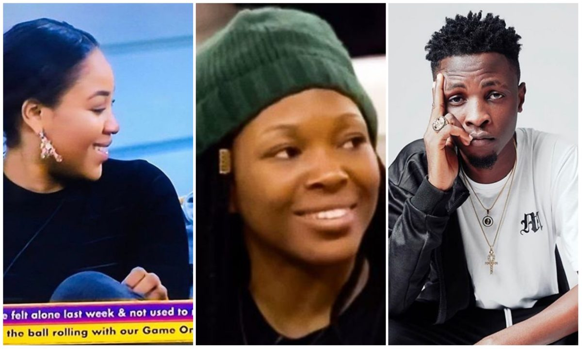 #BBNaija: Laycon's d!ck is huge – Vee reveals to Erica after she confirmed it (Video)