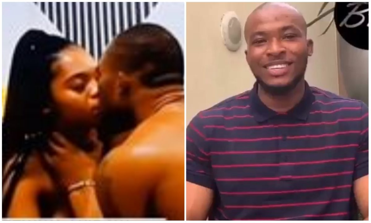 #BBNaija: Lilo was a distraction to me, she got me evicted– Eric speaks (Video)