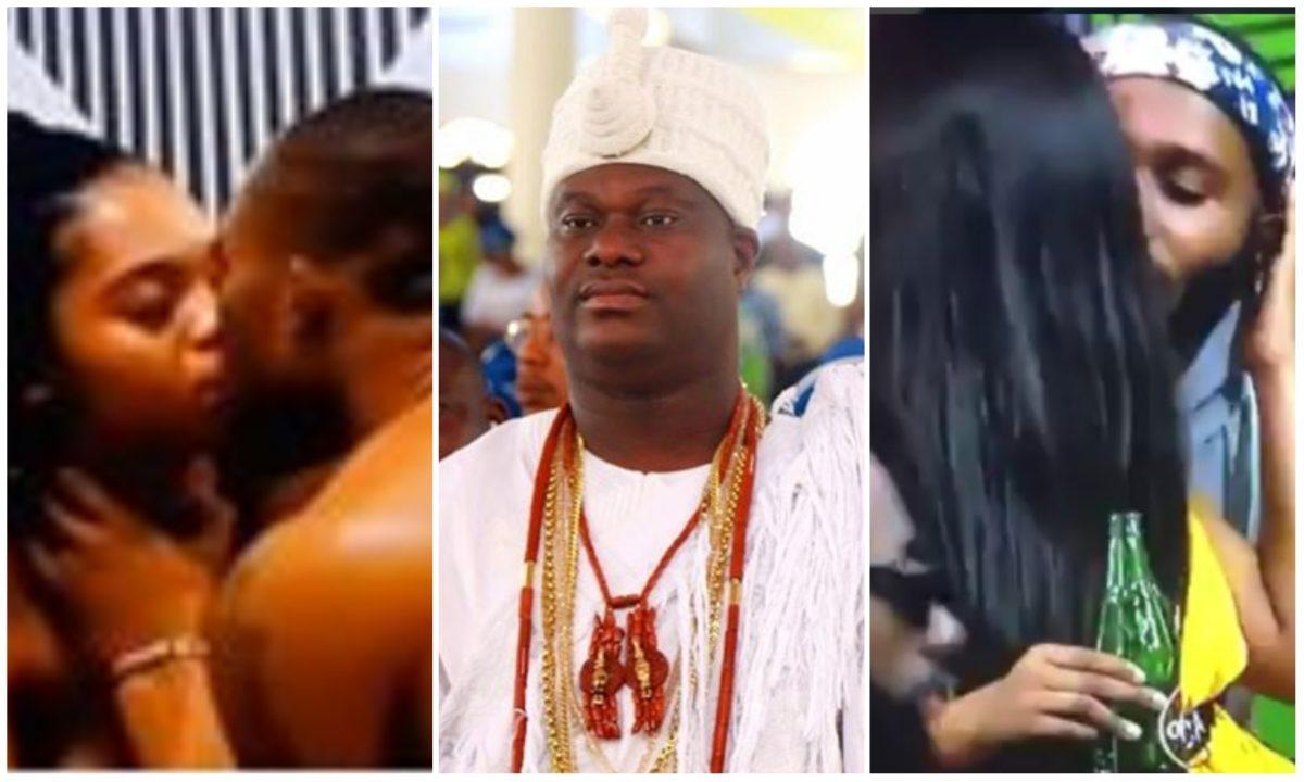 Ooni of Ife, Oba Adeyeye blast Nigerian youths over BBNaija show (Video)